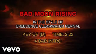 creedence-clearwater-revival---bad-moon-rising-karaoke