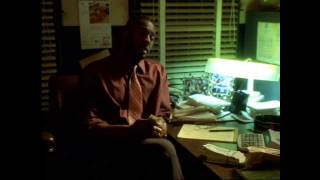 The Wire | Stringer Teaches D'Angelo A Lesson In Drug Dealing