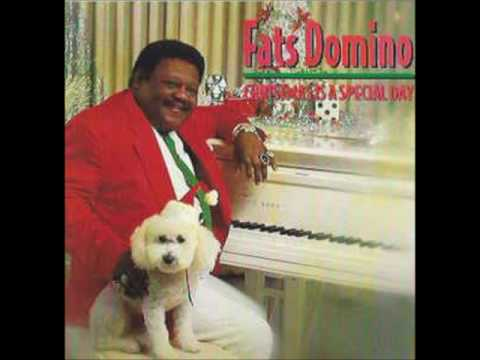 Fats Domino  -  Christmas Is A Special Day  -  [Studio CD album 32]  Right Stuff
