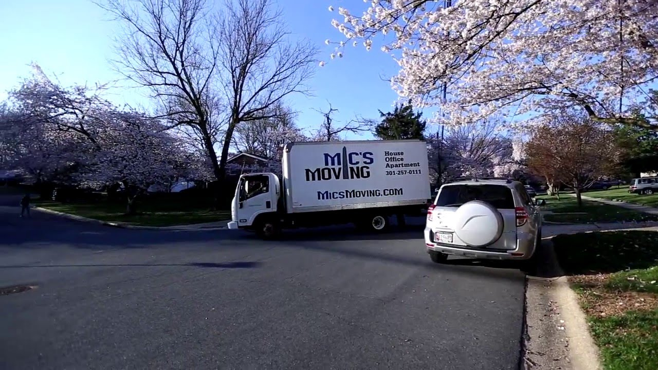 Micu0027s Moving, Best Movers In DC
