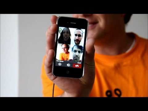 fring Group Video Beta -- Update