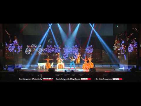 Preethiyen Sathutin - Suraj & Upeksha with Channa Upuli Dance Troupe Performance @ Ridee Reyak 2015