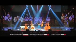 Preethiyen Sathutin - Suraj & Upeksha with Channa Upuli Dance Troupe Performance @ Ridee Reyak 2015