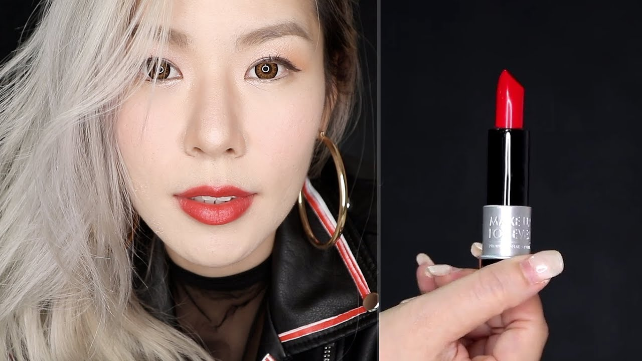 Make Up For Ever Artist Rouge Light Lipstick Swatches