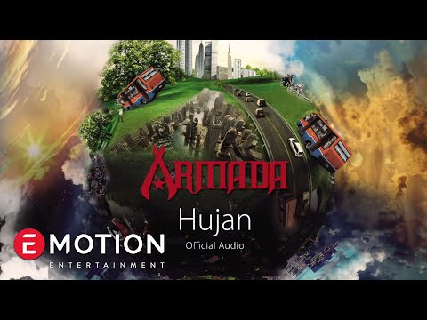 Armada - Hujan (Official Audio)