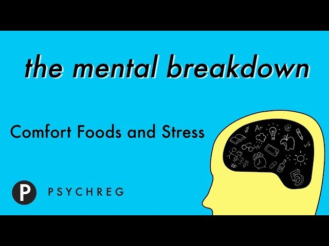 Comfort Foods and Stress