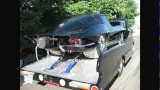 Our Custom Car Hauler