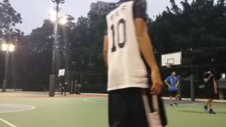 天主教新民書院 男子籃球高級組 4A VS 4C (第三節)