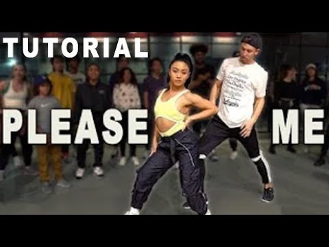 PLEASE ME - Bruno Mars Feat. Cardi B Dance Tutorial | Matt Steffanina Choreography