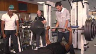 Dynamo Magician Impossible Lifting 150kg with Doom Good Quality