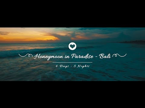The 5 Day Bali Honeymoon Itinerary - Ithaka.travel