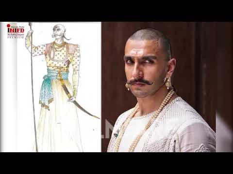 Bajirao Mastani Fashion Designer Chandrakant Sonawane Youtube