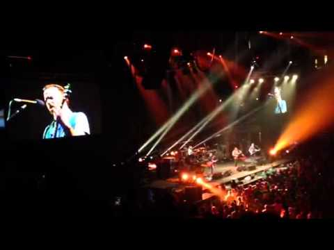 Kings of Leon- Use Somebody Rock for Oklahoma 7/23/2013