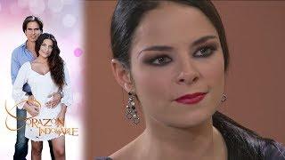 Liz, la nueva enemiga de Maricruz | Corazón Indomable - Televisa