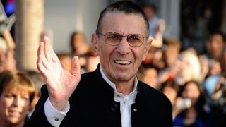 Spock actor Leonard Nimoy reveals he has COPD