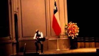 Titanic soundtrack theme, uilleann pipes, live performance!