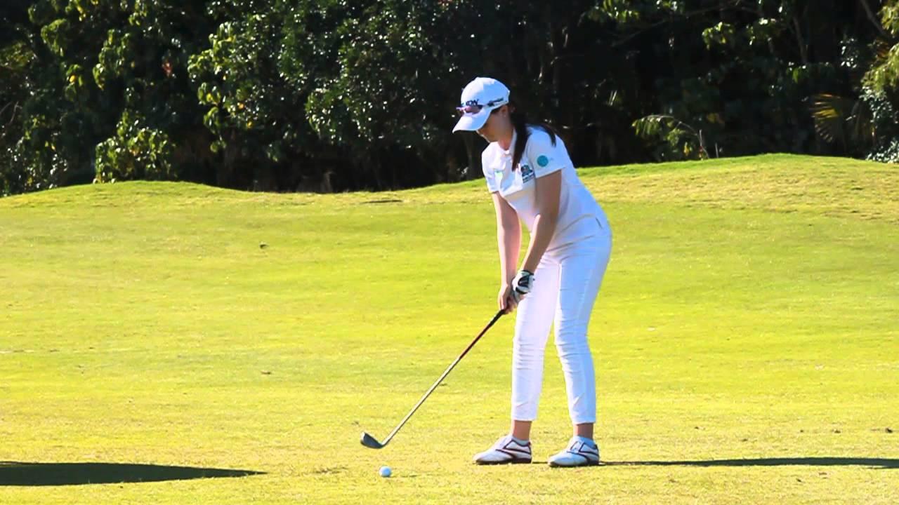 australian golf schools ank golf karis davidson. Black Bedroom Furniture Sets. Home Design Ideas
