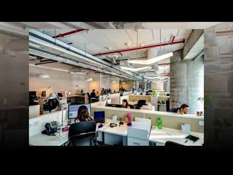 GOOGLE'S CREATIVE NEW OFFICES DESIGN IN TEL AVIV, ISRAEL