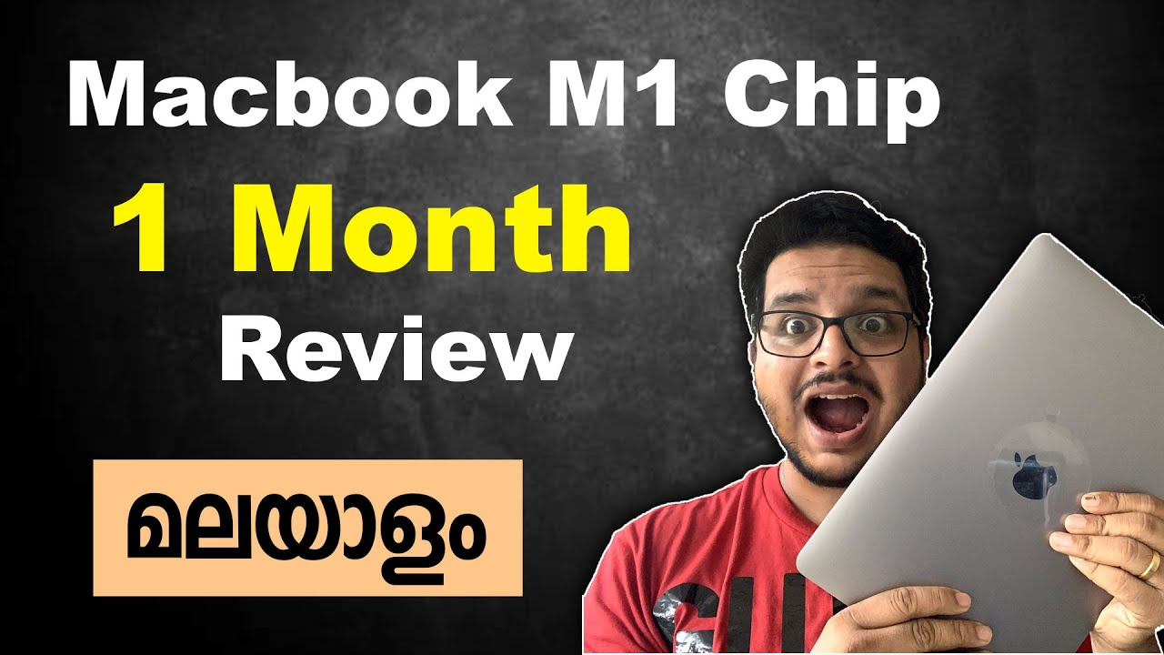 MacBook Air M1 Chip | One month later | user review in ...