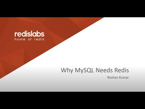 Why Your MySQL Needs Redis | Redis Labs