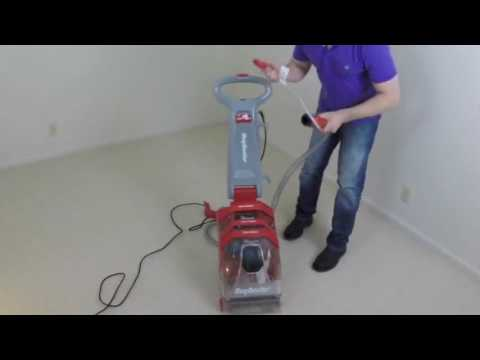 Rug Doctor Deep Carpet Cleaner Cleaning Results 2016/2017