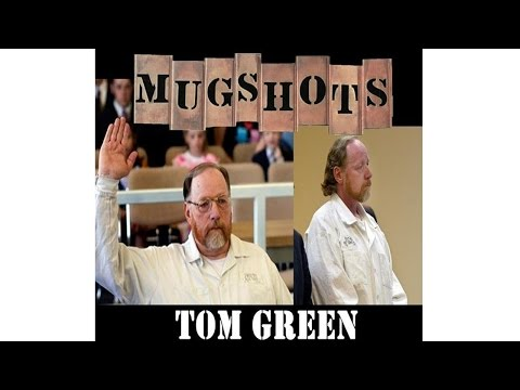 Mugshots: Tom Green - Polygamist Family Photo
