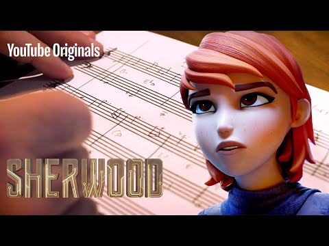 Using music to bring Sherwood to life