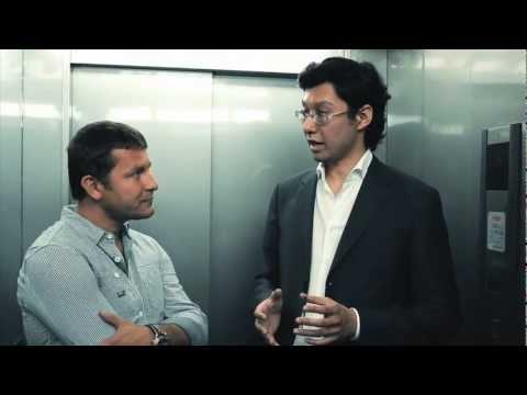 iLIFT TV Gleb Davidyuk iTECH CAPITAL & Startup CLUB DIVES
