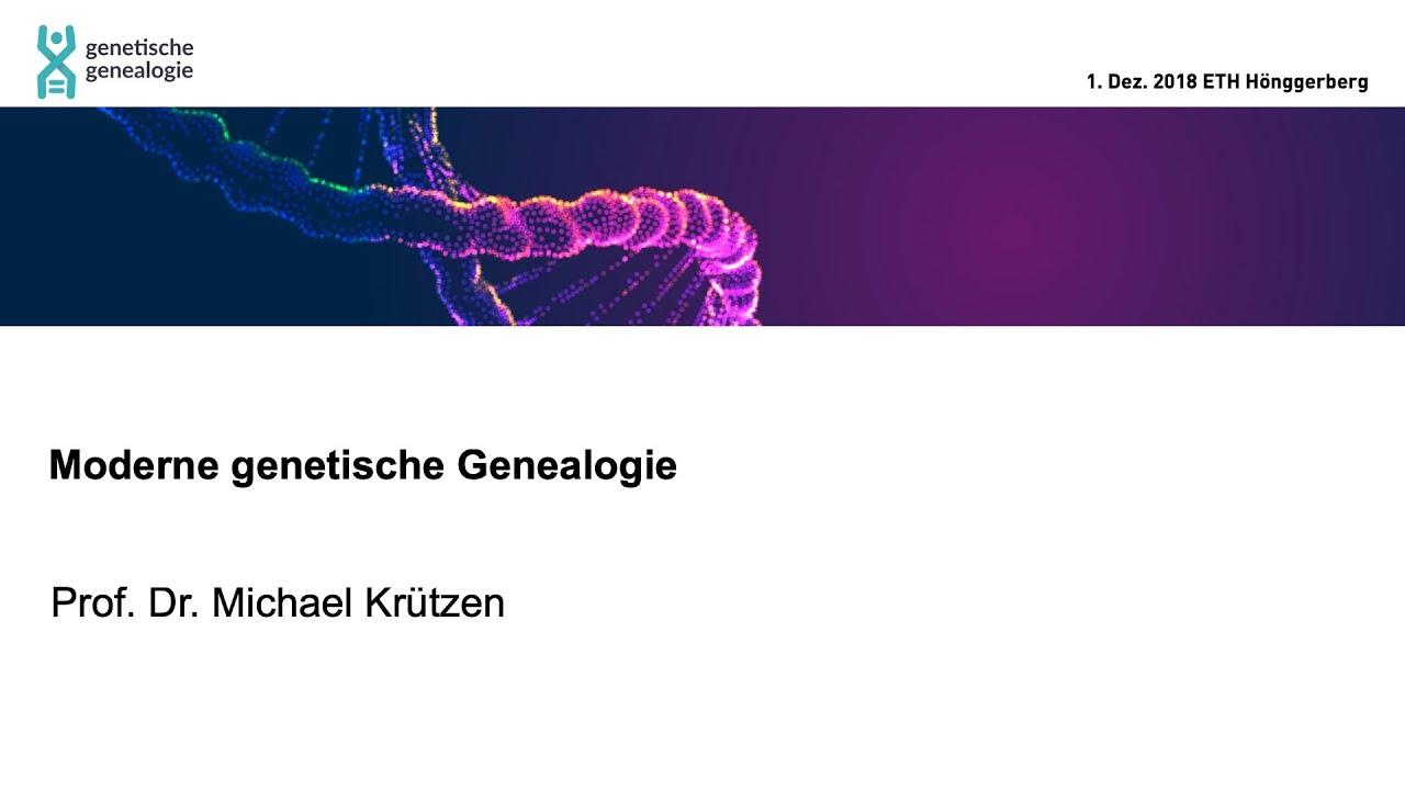 Genetische Genealogie