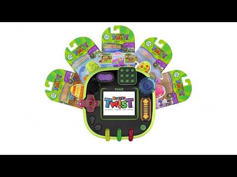 RockIt Twist - 360° of Awesome | LeapFrog | TV Spot | :30