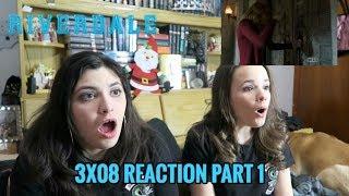 """RIVERDALE 3X08 """"OUTBREAK"""" REACTION PART 1"""