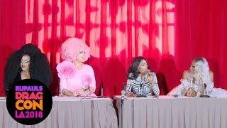 Jasmine Masters' Class: RuPaul's DragCon LA 2018