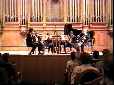 Historic recording - Prokofiev Overture on Hebrew themes