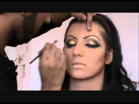 naeem khan asian bridal makeup   YouTube