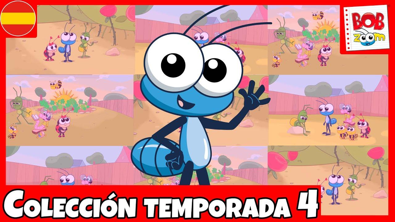Colección Temporada 04 l Bob Zoom l Video Canción Infantil Español