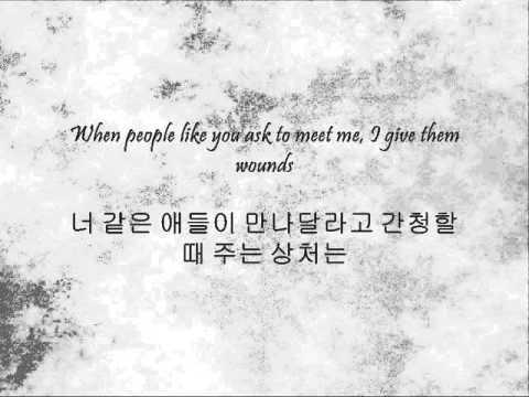 B.A.P (Bang Yong Guk Ft. Daehyun) - I Remember [Han & Eng]