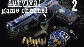 Прохождение Resident Evil 2 1080p Часть 2 Легенда хорроров