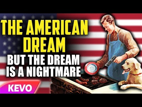 The American Dream VR but the dream is a nightmare