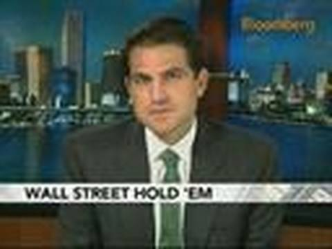 Adams Sees Link Between Wall Street Trading and Poker: Video