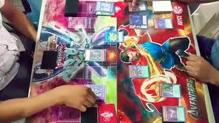 Pika vs Royce thunder dragón vs pendulum magician