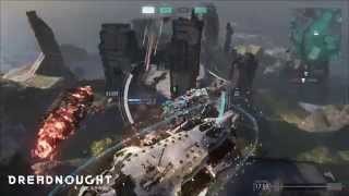 Dreadnought - Pre-Alpha Gameplay video (Official)