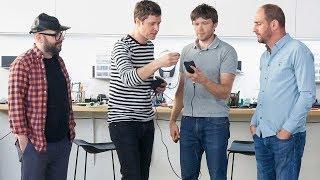 OK Go Sandbox - Sensor Sounds Pt. 1 - Introduction