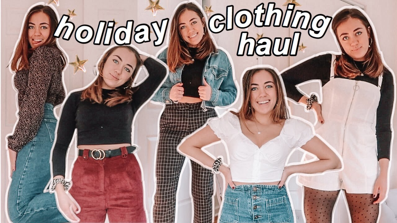 [VIDEO] - winter outfit inspiration! TRY-ON haul 2019! 2
