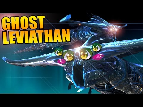 GHOST LEVIATHAN IN GAME, PRIMARY CONTAINMENT FACILITY & AQUARIUM HUGE UPDATE - Subnautica Gameplay