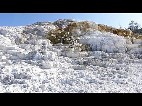 Yellowstone National Park - Mammoth Hot Springs (2018)