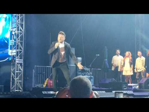 Eurovision Village Tel Aviv 14.05.2019 - Sergey Lazarev - Scream + You Are The Only One (Russia)