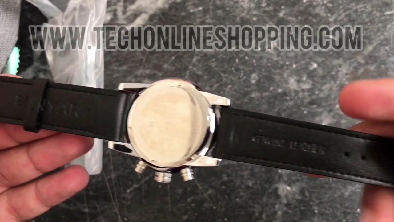Benyar By 5139m Watche Men S Luxury Watch Chronograph Tech Online Shop Youtube