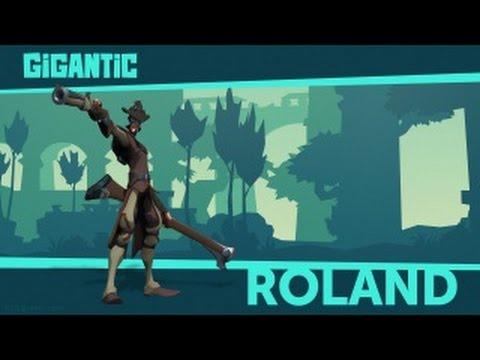видео: Новая moba игра gigantic трейлер