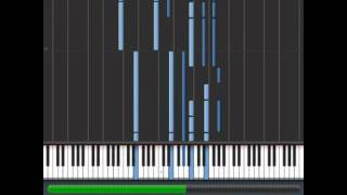 Avril Lavigne - Wish You were here (Piano) (MIDI)