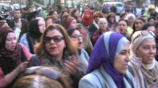 ارتفاع حالات التحرش الجنسي في مصر